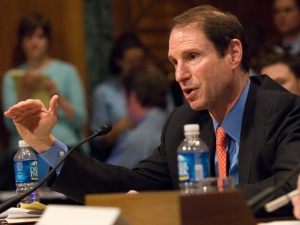 Senator Ron Wyden (D-Oregon), chairman of the Senate Finance Committee